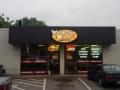 westcott pizza building sign