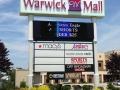 warwick  pylong sign