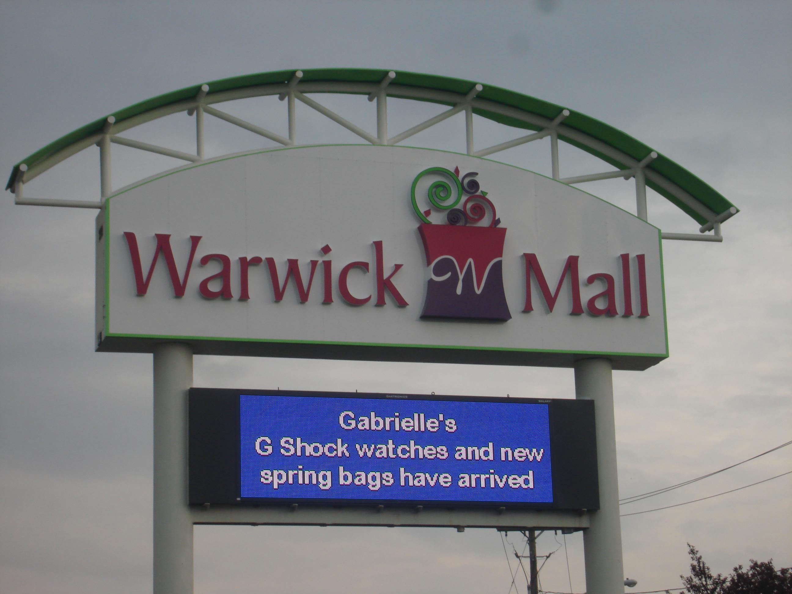 warwick mall