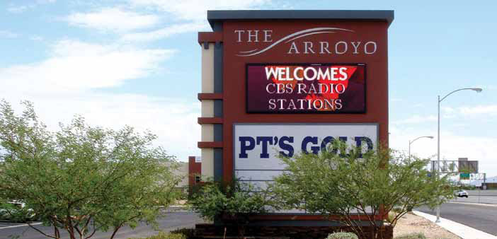 arroyo digital display signange