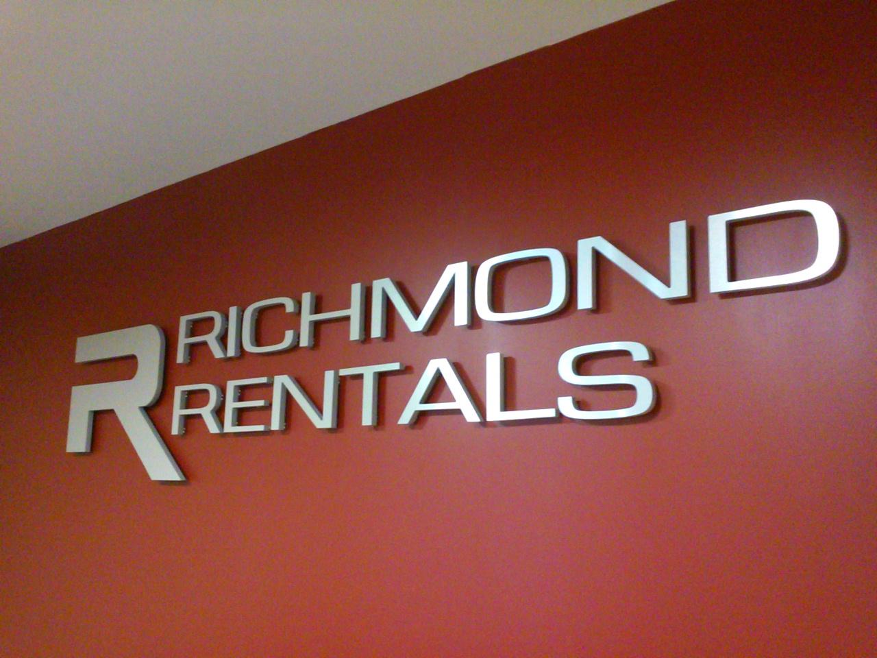 richmond rentals