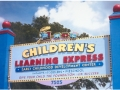 children's learning express 3d sign