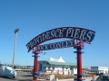 Providence piers 3d sign