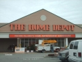 home-depot channel letter sign