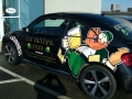 Vehicle wrap Fat Bellys